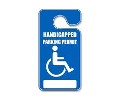 parking-placard