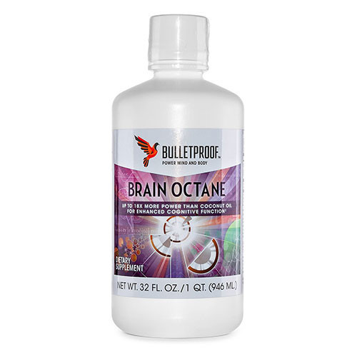 Brain Octane for Cog Fog